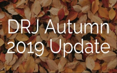 DRJ Autumn 2019 Update