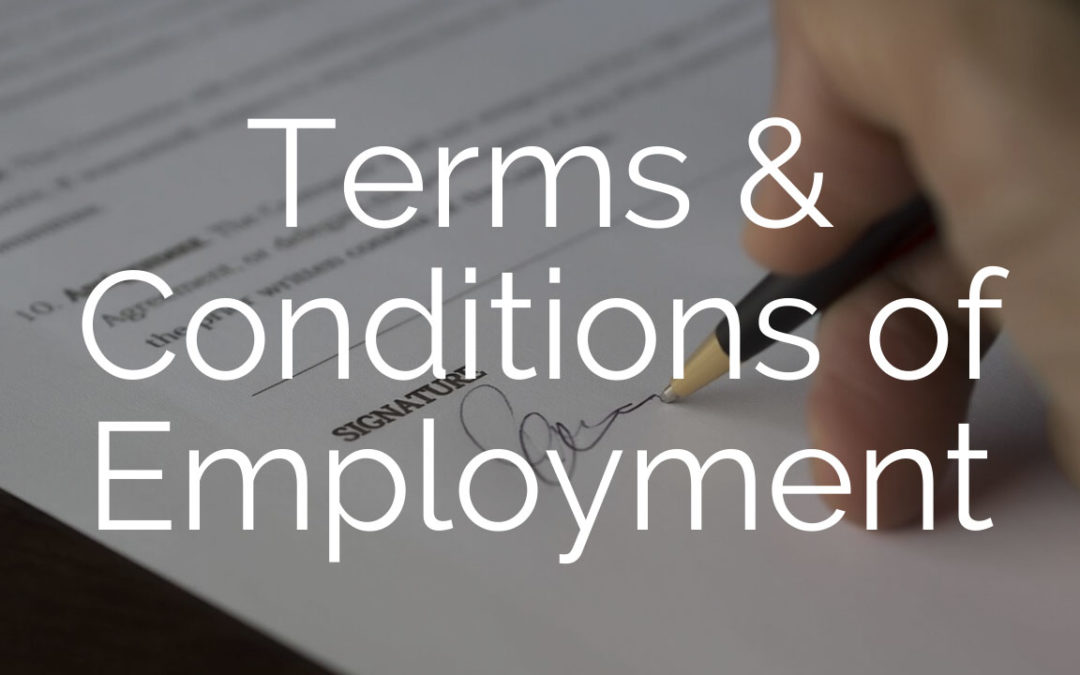 Changes to Employment Law